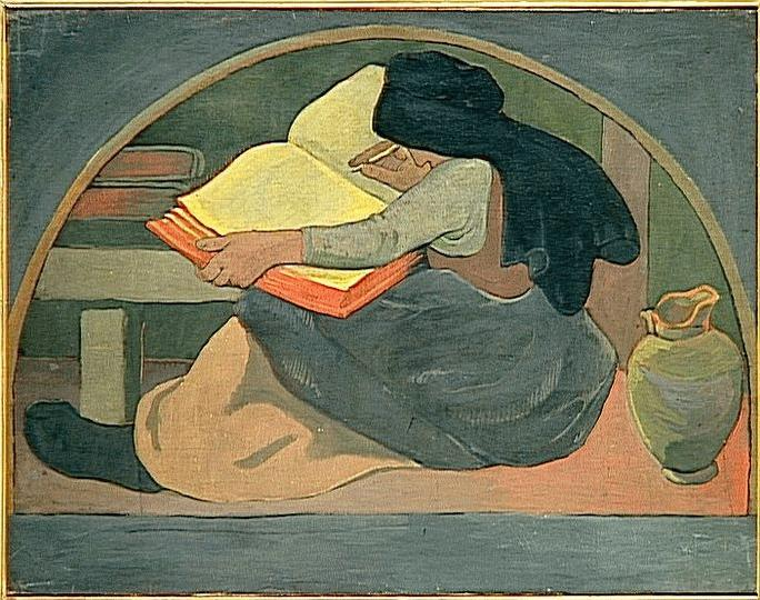 La_Grammaire_1892_Paul_Serusier
