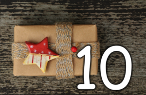 Bücher Adventskalender 10