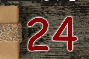 Buchgeschenke Advent 24