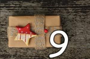 Bücher Adventskalender 9