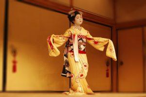Kimono Charakter